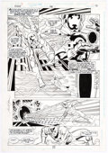 Original Comic Art:Panel Pages, Paul Ryan and John Nyberg Flash #136 Story Page 13 OriginalArt (DC, 1998)....