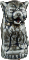 "Political:3D & Other Display (1896-present), Woman's Suffrage: ""Votes For Women"" Cat Figurine...."