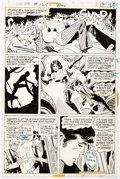 Original Comic Art:Panel Pages, Don Heck Superman's Girl Friend, Lois Lane #125 Story Page 4Original Art (DC, 1972)....
