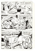 Original Comic Art:Panel Pages, Kurt Schaffenberger and Dave Hunt The New Adventures of Superboy #30 Story Page 3 Original Art (DC, 1982)....
