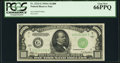 Small Size:Federal Reserve Notes, Fr. 2212-G $1,000 1934A Federal Reserve Note. PCGS Gem New 66PPQ.. ...