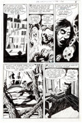 Original Comic Art:Panel Pages, George Tuska The Unexpected #123 Story Page 7 Original Art(DC, 1971)....