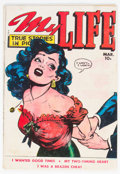 Golden Age (1938-1955):Romance, My Life #13 (Fox Features Syndicate, 1950) Condition: VG-....