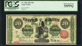 Large Size:Legal Tender Notes, Fr. 126b $20 1863 Legal Tender PCGS Choice About New 55PPQ.. ...