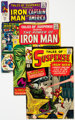 Tales of Suspense Group of 14 (Marvel, 1964-68) Condition: Average VG/FN.... (Total: 14 Comic Books)