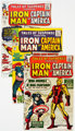 Tales of Suspense Group of 9 (Marvel, 1964-67) Condition: Average FN.... (Total: 9 Comic Books)
