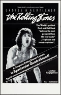 "Movie Posters:Rock and Roll, Ladies and Gentlemen: The Rolling Stones (Dragon Aire, 1973). One Sheet (27"" X 41""). Rock and Roll.. ..."