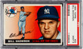 Baseball Cards:Singles (1950-1959), 1955 Topps Bill Skowron #22 PSA Mint 9 - None Higher! ...