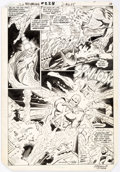 Original Comic Art:Panel Pages, George Tuska and Alex Niño Justice League of America #228Story Page 12 Original Art (DC Comics, 1984)....