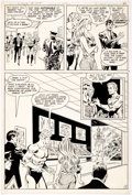 Original Comic Art:Panel Pages, Don Heck Action Comics #518 Story Page 2 Original Art (DCComics, 1981). ...