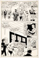 Don Heck Action Comics #518 Story Page 2 Original Art (DC Comics, 1981)
