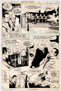 Original Comic Art:Panel Pages, Tenny Henson The Unexpected #175 Story Page 4 Original Art(DC Comics, 1968)....