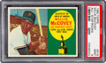 Baseball Cards:Singles (1960-1969), 1960 Topps Willie McCovey #316 PSA Mint 9 - None Higher. ...