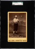 Baseball Cards:Singles (Pre-1930), 1888-89 N173 Old Judge Cabinet Dan Brouthers SGC 84 NM 7 - One of The Finest N173's On The Planet! ...