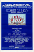 "Movie Posters:Academy Award Winners, The Deer Hunter (Universal, 1978). One Sheet (27"" X 41"") Artwork by Mantel. Academy Award Winners.. ..."