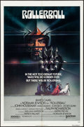 """Movie Posters:Science Fiction, Rollerball (United Artists, 1975). One Sheet (27"""" ..."""