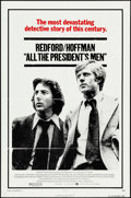 "Movie Posters:Drama, All the President's Men (Warner Brothers, 1976). One Sheet (27"" X 41""). Drama.. ..."