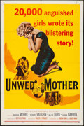 """Movie Posters:Exploitation, Unwed Mother & Other Lot (Allied Artists, 1958). One Sheets (2)(27"""" X 41""""). Exploitation.. ... (Total: 2 Items)"""