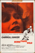 "Movie Posters:Drama, Something Wild & Other Lot (United Artists, 1962). One Sheets(2) (27"" X 41""). Drama.. ... (Total: 2 Items)"