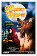 "Movie Posters:Horror, The Company of Wolves & Other Lot (Cannon, 1985). One Sheets (2) (27"" X 41""). Horror.. ... (Total: 2 Items)"