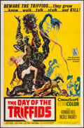 "Movie Posters:Science Fiction, The Day of the Triffids (Allied Artists, 1962). One Sheet (27"" X41"") Joseph Smith Artwork. Science Fiction.. ..."