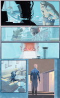 Original Comic Art:Panel Pages, Esad Ribic Silver Surfer: Requiem #1 Story Page 4 OriginalArt (Marvel, 2007)....