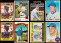 Baseball Cards:Lots, 1967-75 Topps Tom Seaver Collection (8)....