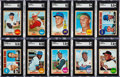 Baseball Cards:Lots, 1968 Topps Baseball Collection (790+)....