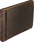 Books, [Jewell, H.C.]. Specimens and Cost of Engraved Work. ...