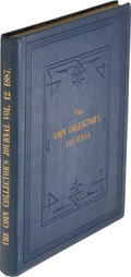 Books, Scott & Co., et al. The Coin Collector's Journal. Illustrated. ...