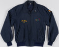 Olympic Collectibles:Autographs, 1988 Seoul Olympics NBC Jacket....