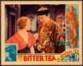 """Movie Posters:Drama, The Bitter Tea of General Yen (Columbia, 1933). Lobby Card (11"""" X 14"""").. ..."""
