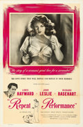 "Movie Posters:Mystery, Repeat Performance (Eagle Lion, 1947). One Sheet (27"" X 41"") Style B.. ..."