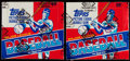 Baseball Cards:Unopened Packs/Display Boxes, 1985 and 1986 Topps Baseball Cello Boxes Pair (2)....