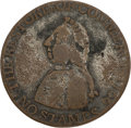 Political:Tokens & Medals, William Pitt: Significant 1766 Stamp Act Repeal Token....