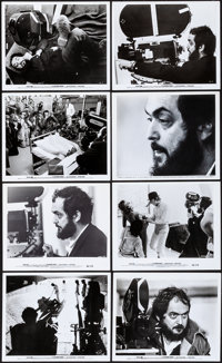 A Clockwork Orange (Warner Brothers, 1971). Behind-the-Scenes Photos (10) and Photos (19). Science Fiction. ... (Total:...