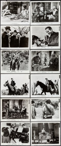 """Movie Posters:Drama, The Left Hand of God (20th Century Fox, 1955). Very Fine-. Photo (29) (8"""" X 10""""). Drama.. ... (Total: 29 Items)"""