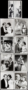 """Movie Posters:Romance, Love in the Afternoon (Allied Artists, 1957). Photos (25) (8.25"""" X 10.25"""" & 8"""" X 9.75""""). Romance.. ... (Total: 25 Items)"""