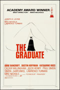 """Movie Posters:Comedy, The Graduate (Embassy, R-1972). One Sheet (27"""" X 41""""). Comedy.. ..."""