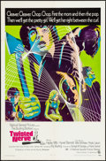 Movie Posters:Horror, Twisted Nerve (National General, 1969). Internatio...