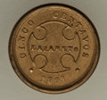 Colombia, Colombia: Lazareto (Leper Colony) Quartet of Assorted Issues 1901,... (Total: 4 coins)