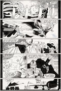 Original Comic Art:Panel Pages, Todd McFarlane and Alfredo Alcala Detective ...