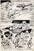 Original Comic Art:Panel Pages, Billy Graham and Craig Russell Jungle Action #13 Story Page4 Original Art (Marvel, 1975).