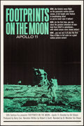 """Movie Posters:Documentary, Footprints on the Moon: Apollo 11 & Other Lot (20th Century Fox, 1969). One Sheets (2) (27"""" X 41""""). Documentary.. ... (Total: 2 Items)"""