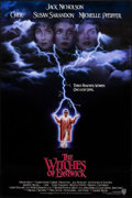 """Movie Posters:Drama, The Witches of Eastwick (Warner Brothers, 1987). One Sheet (27"""" X 40.5""""). Drama.. ..."""