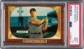 Baseball Cards:Singles (1950-1959), 1955 Bowman Mickey Mantle #202 PSA NM+ 7.5....