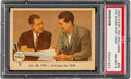 "Baseball Cards:Singles (1950-1959), 1959 Fleer Ted Williams ""Ted Signs For 1959"" #68 PSA NM-MT 8...."