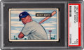 Baseball Cards:Singles (1950-1959), 1951 Bowman Mickey Mantle #253 PSA EX 5....