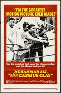 """Movie Posters:Sports, Muhammad Ali a.k.a. Cassius Clay (United Artists, 1970). One Sheet (27"""" X 41""""). Sports.. ..."""