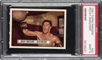 1951 Topps Ringside Rocky Marciano #32 PSA Mint 9 - Pop Three, None Higher